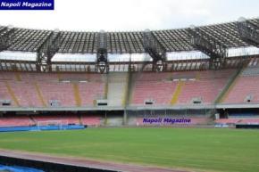 Stadio San Paolo, lavoriavviati